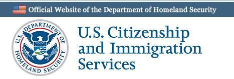 美国移民局官网